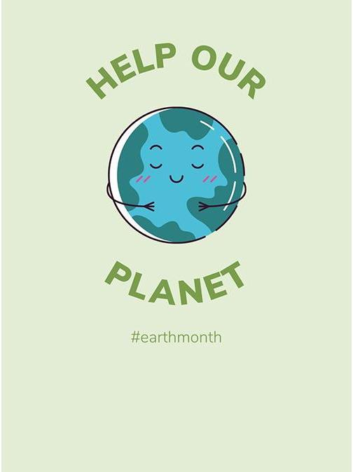 3 Things You Can Do For Earth Month