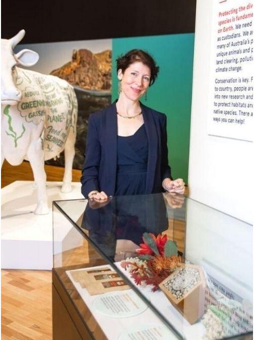 Australian Museum Spark Exhibition Jenny Newell