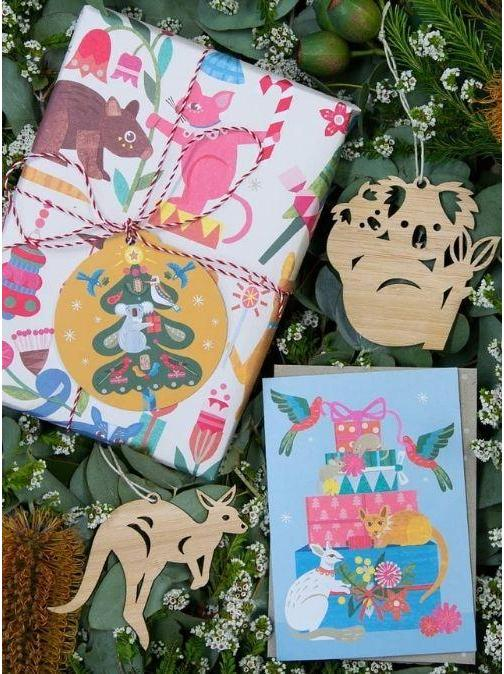 Earth Greetings Christmas Cards, Decorations and Wrapping