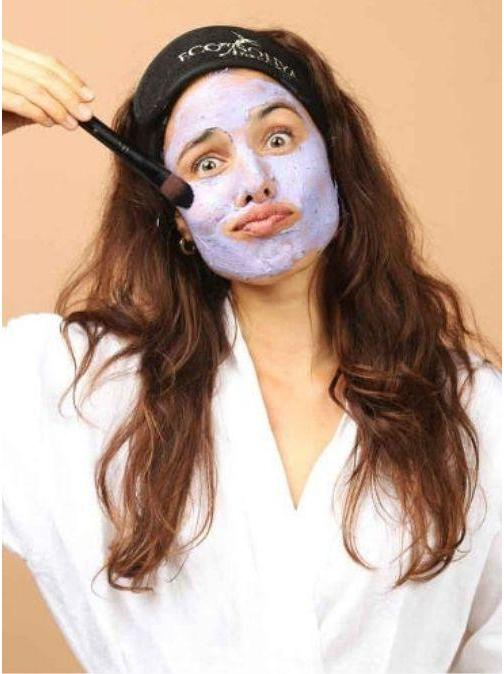 Eco by Sonya Face Compost Mask Purple Power
