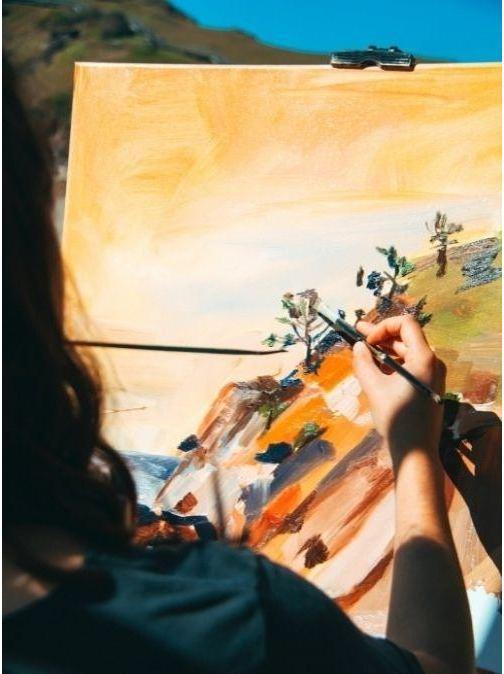 Lockdown Hobbies Painting