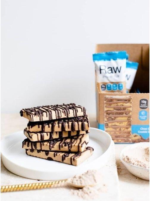 Amazonia Raw Protein Bar Choc Chip Cookie Dough