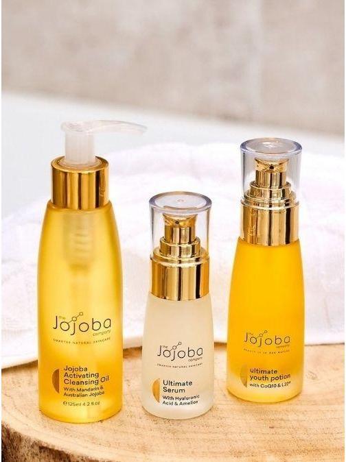 The Jojoba Company Anti Ageing Products