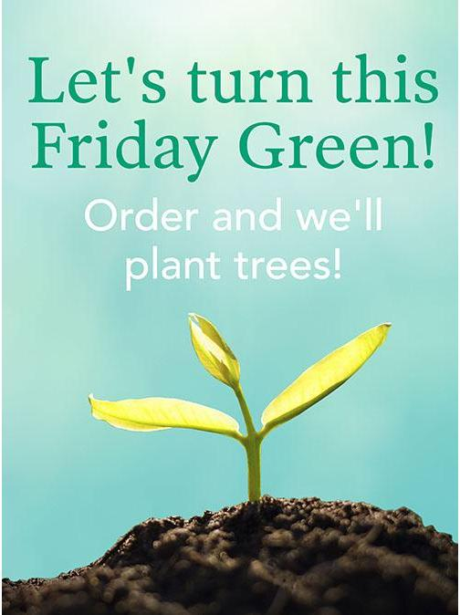 Turn Your Friday Green!