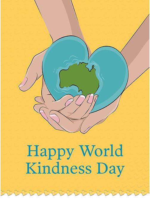 12 Tips for World Kindness Day