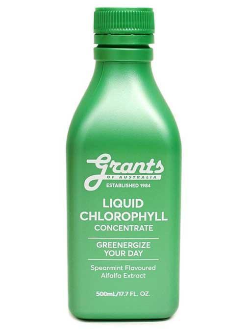 The Benefits of Liquid Chlorophyll