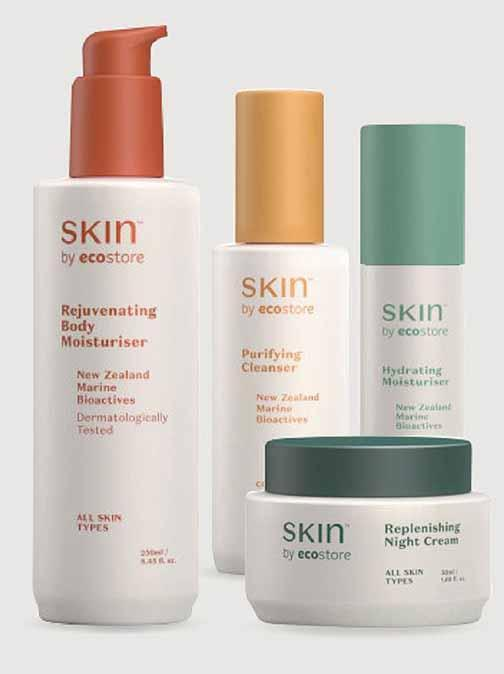 Introducing SKIN by ecostore