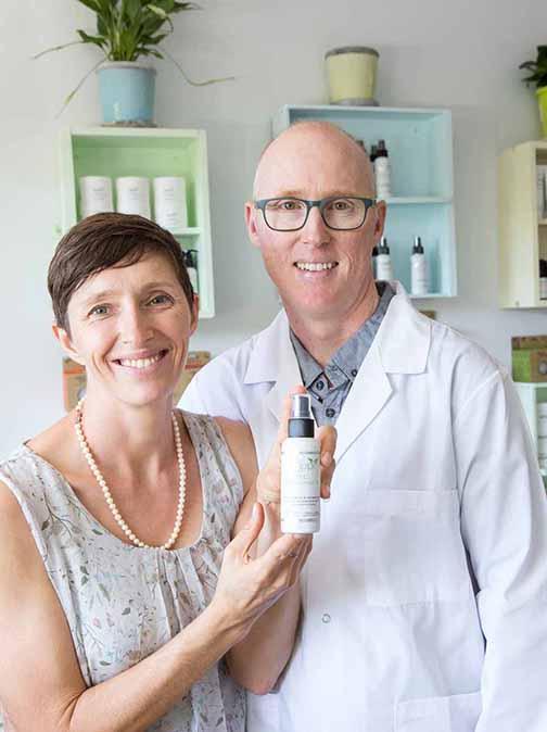 Meet The Maker - Happy Skincare