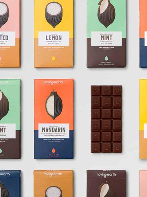 Loving Earth, Ethical Chocolate