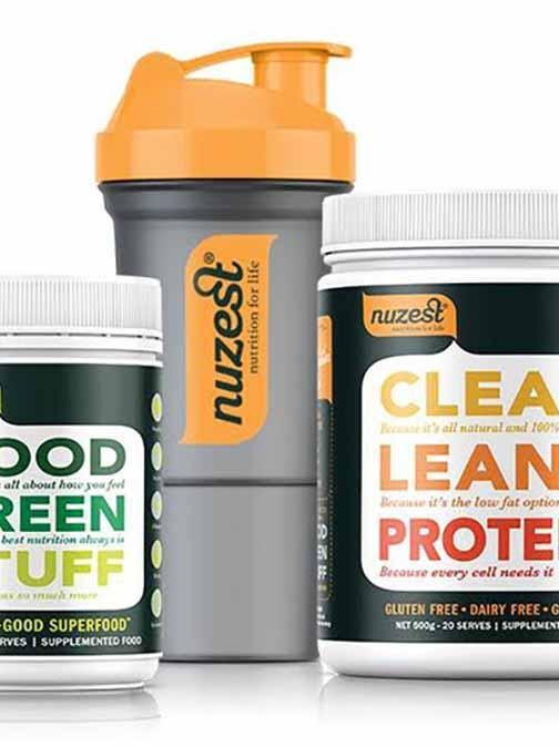 Look After Your Health With Nuzest