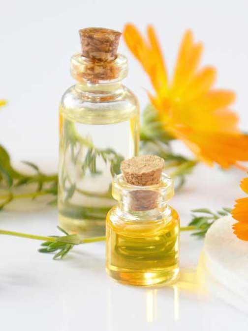 Using Oils for Oily Skin