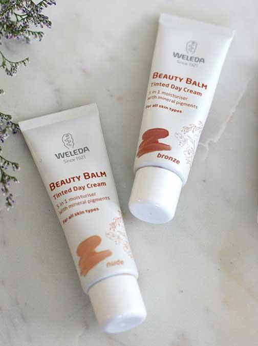 Discover The Weleda Vegan Beauty Balms