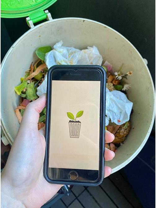 Compost Anywhere With The ShareWaste App