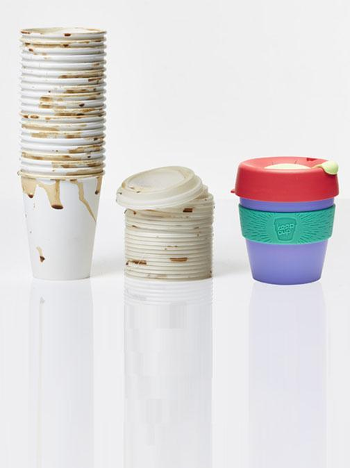 Our Top 5 Reusable Coffee (or Tea!) Cups