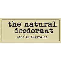 The Natural Deodorant