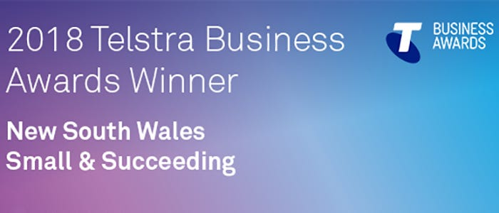 Telstra Business Award Winner | Flora & Fauna