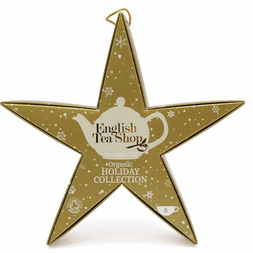 English Tea Shop Gift Pack Gold Star