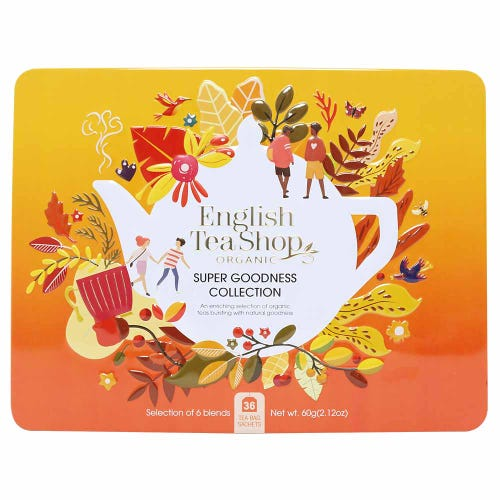 English Tea Shop Gift Pack Super Goodness Collection
