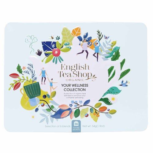 English Tea Shop Gift Pack Your Wellness Collection