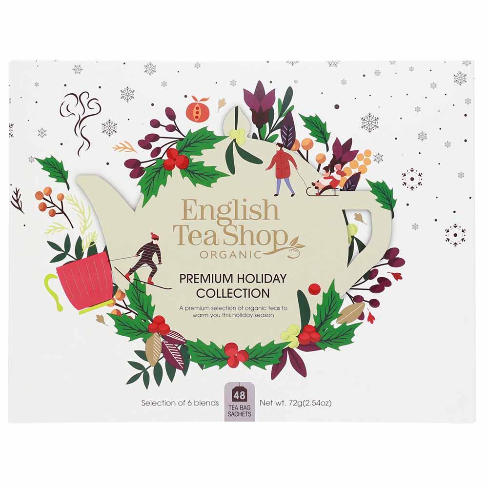 English Tea Shop Gift Pack Premium Holiday Tea Collection