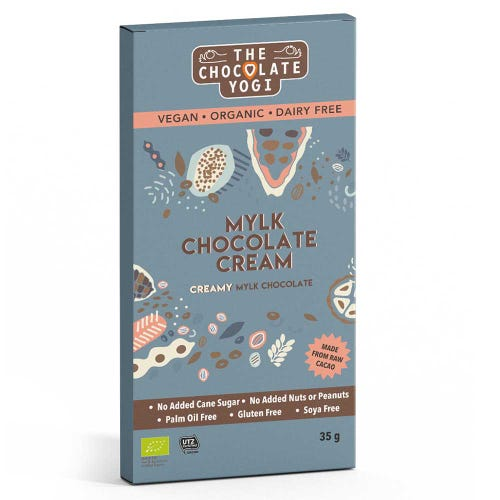 The Chocolate Yogi Mylk Chocolate Cream (35g)