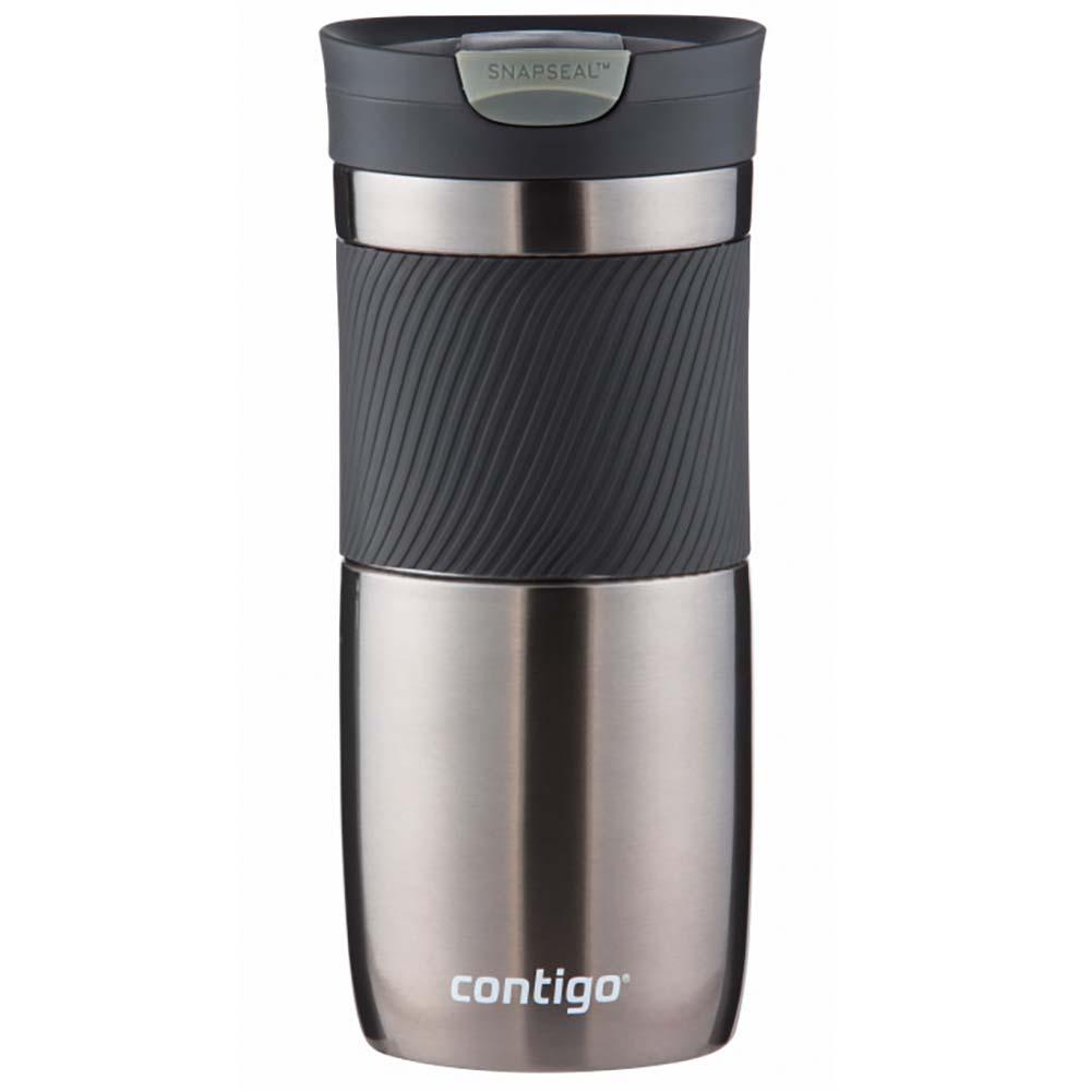 Contigo Byron Snapseal Mug - Gunmetal (473ml)