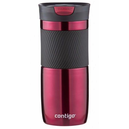 Contigo Byron Snapseal Mug - Vivacious Red (473ml)