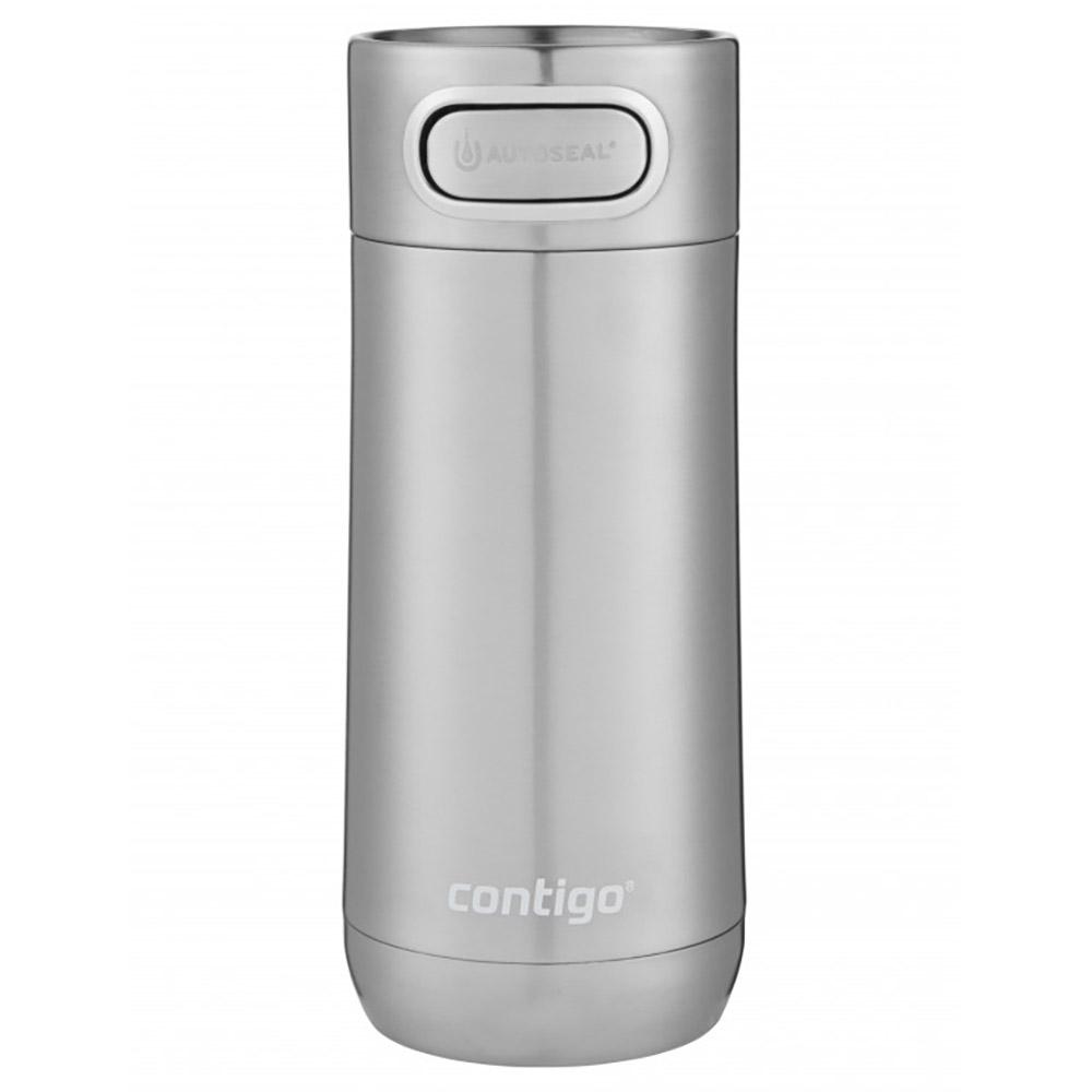 Contigo Luxe Autoseal Mug - Stainless Steel (354ml)