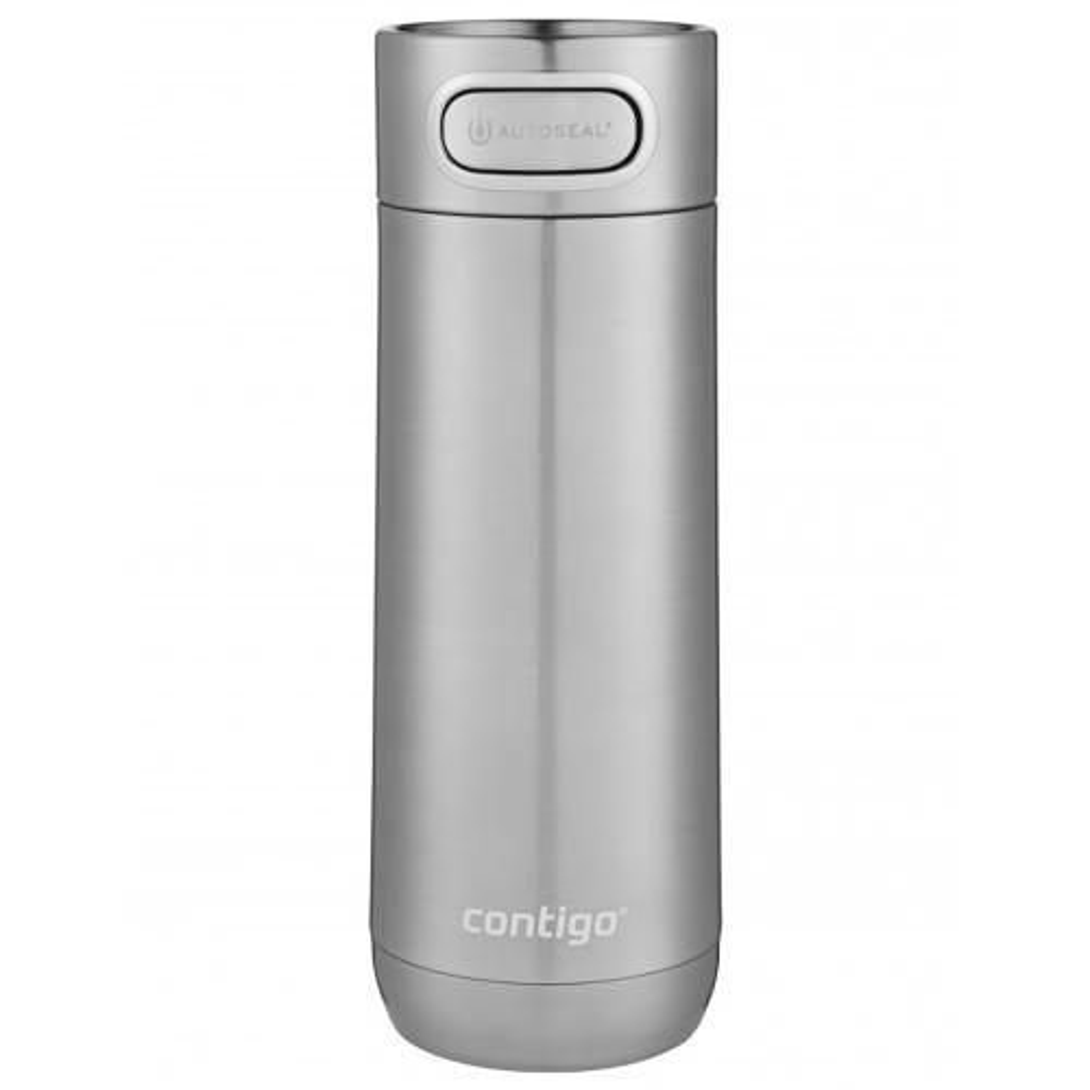 Contigo Luxe Autoseal Mug - Stainless Steel (473ml)