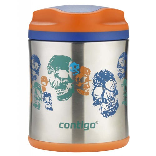 Contigo Food Jar - Skeletons (300ml)