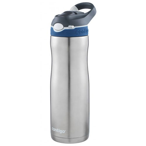 Contigo Ashland Chill Autospout Bottle - Monaco S/S (591ml)