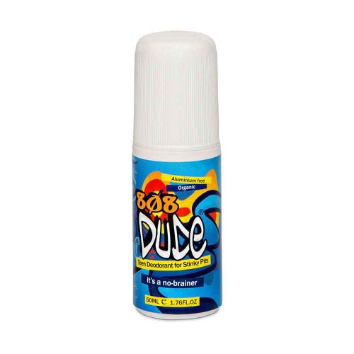 808 Dude Deodorant for Teens Aluminium-Free (50ml)