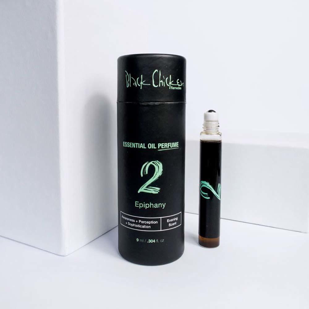 Black Chicken Remedies Perfume Epiphany (10ml)
