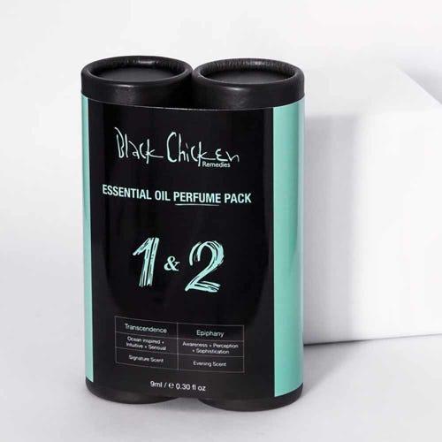 Black Chicken Remedies Perfume Pack