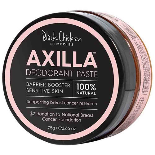 Black Chicken Remedies Sensitive Deodorant Paste Pink Edition (75g)