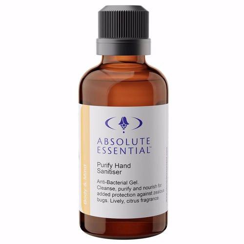 Absolute Essential Purifying Hand Sanitiser Gel