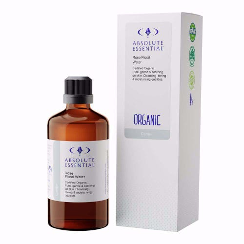 Absolute Essential Rose Hydrosol Carrier Oil