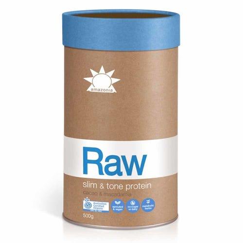 Raw Slim & Tone Protein - Cacao & Macadamia (500g)