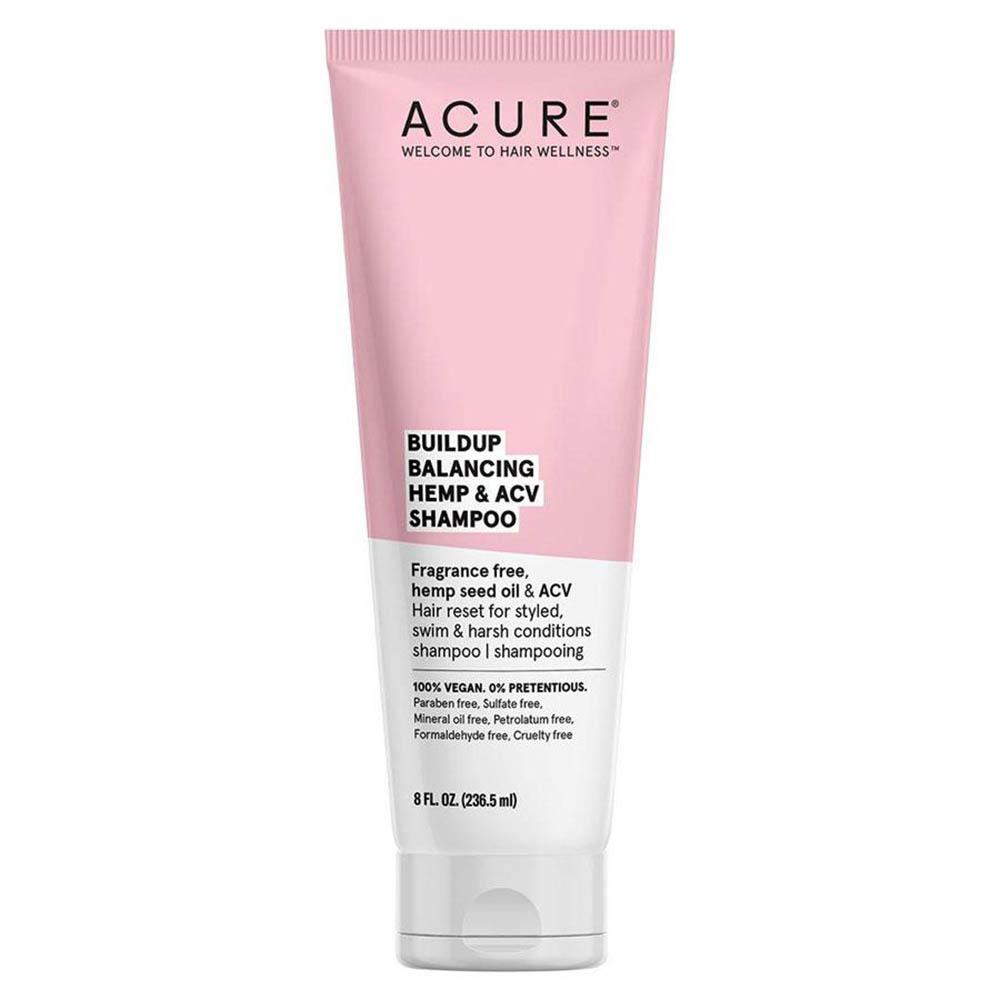 Acure Ionic Blonde Colour Wellness Shampoo