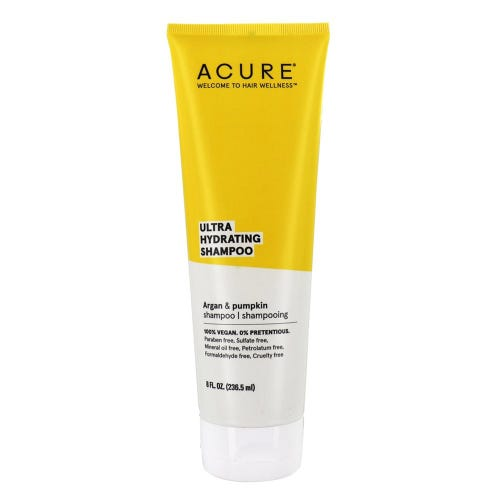 Acure Ultra Hydrating Shampoo - Argan