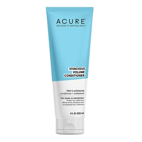 Acure Vivacious Volume Conditioner - Peppermint
