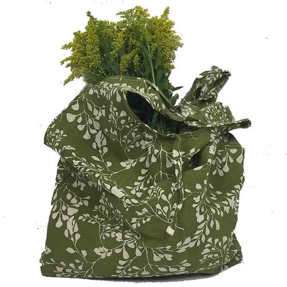 Apple Green Duck Hampi Bag - Fern Olive