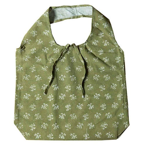 Apple Green Duck Hampi Bag - Sprig Olive