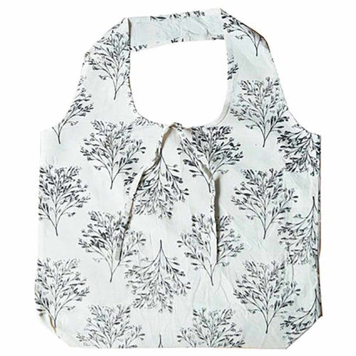 Apple Green Duck Hampi Bag - Tree Charcoal