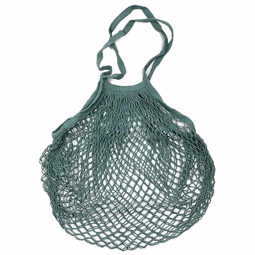 Apple Green Duck Classic String Bag - Dove Blue
