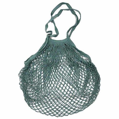Apple Green Duck Classic String Bag - Dove Blue
