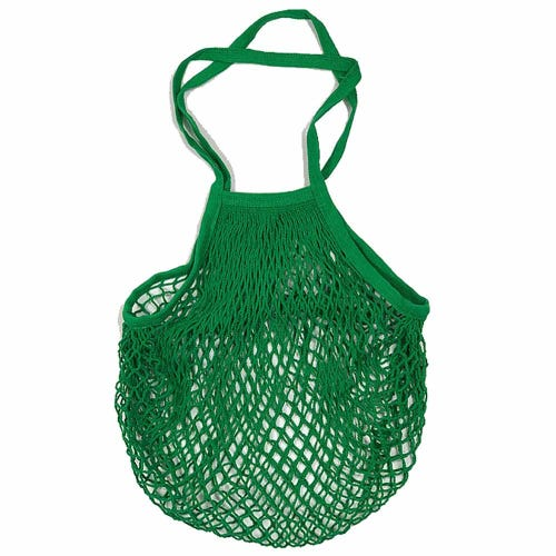 Apple Green Duck Classic String Bag - Green