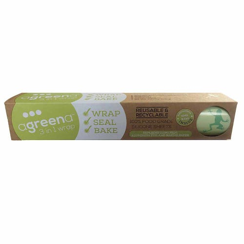 Agreena 3 in 1 Eco Kitchen Wrap