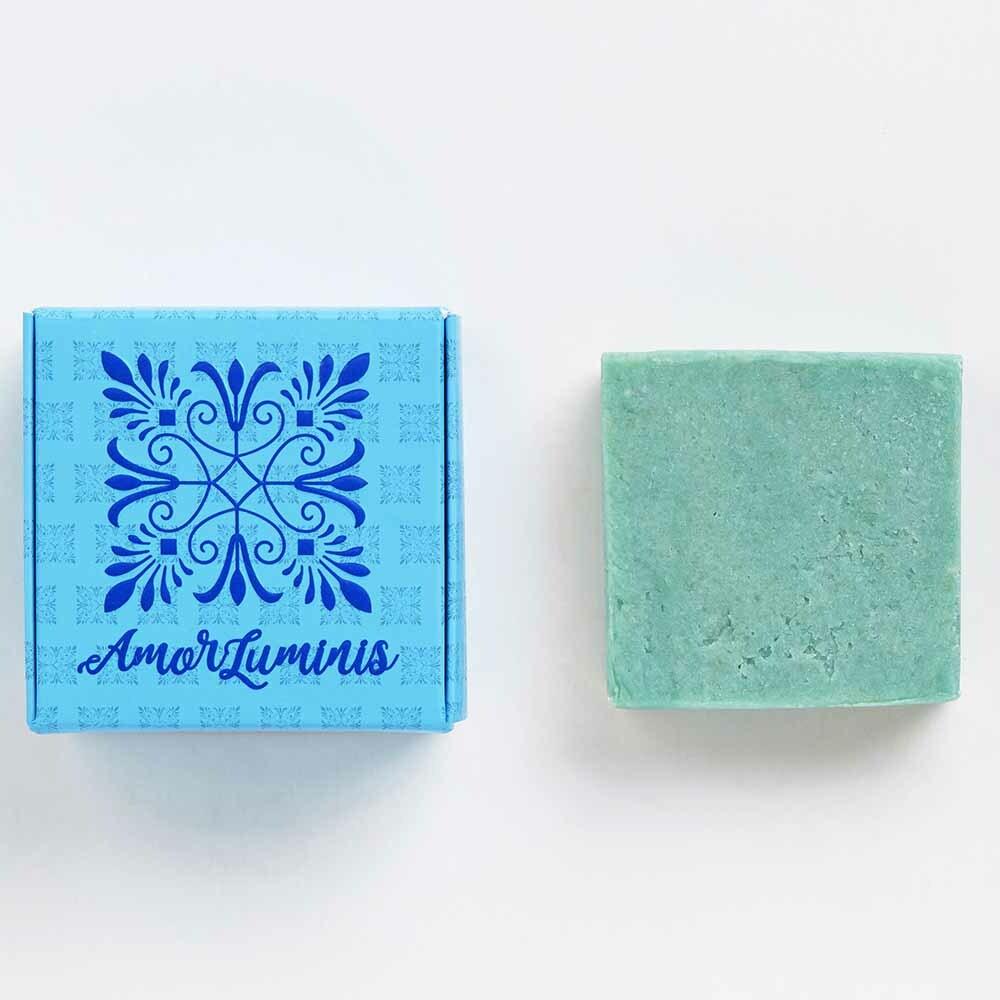 Amor Luminis Shampoo & Shaving Bar Adonis (60g)