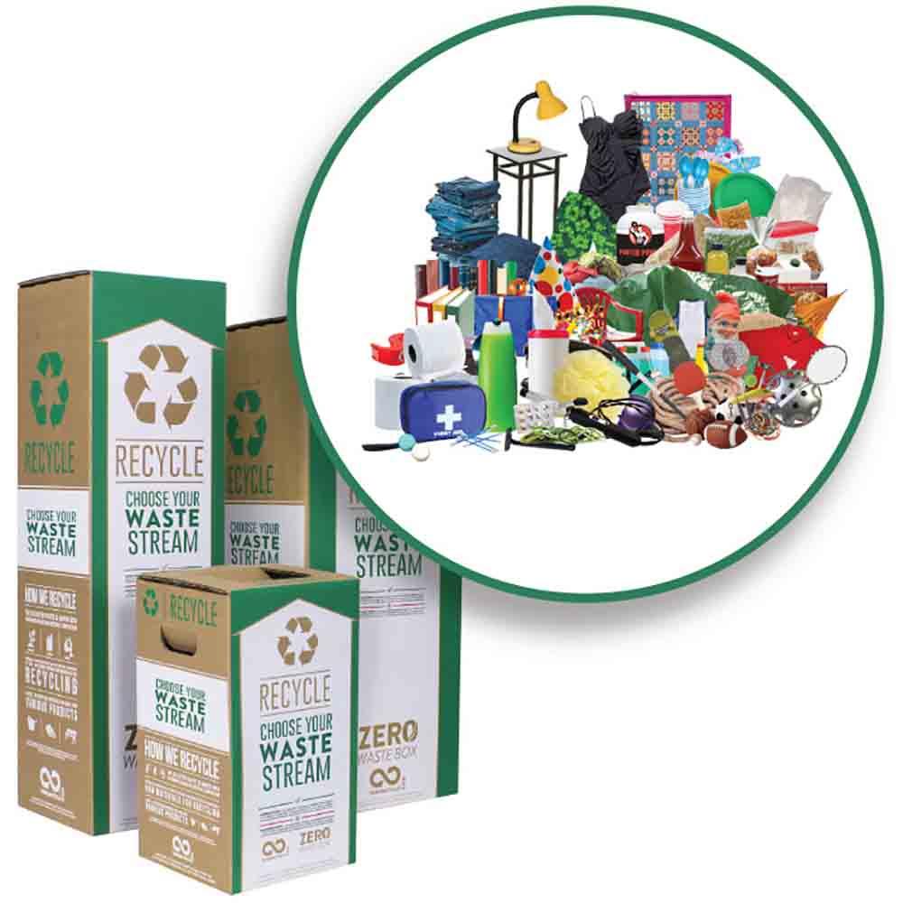 Terracycle All-in-one Zero Waste Box